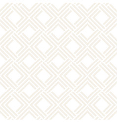Seamless subtle lattice pattern modern vector