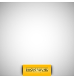 Simple gray background Basis for design vector