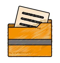 Folder icon image vector