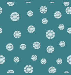 Rhinestone template pattern vector