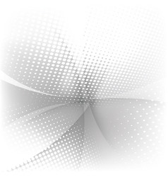 abstract silver background vector image vector image
