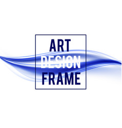 Abstract elegant art design background vector