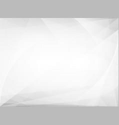 abstract technology polygonal concept grey vector image