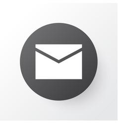 Message icon symbol premium quality isolated vector