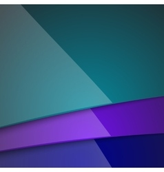 Multi colored modern background vector image vector image