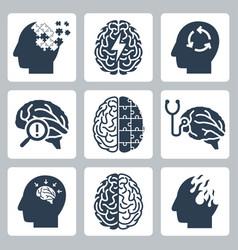 Brain degenerative deseases memory loss related vector