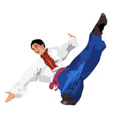 dance1 vector image