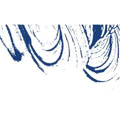 Grunge texture distress indigo rough trace divin vector