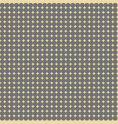 Seamless modern pattern with stars vector