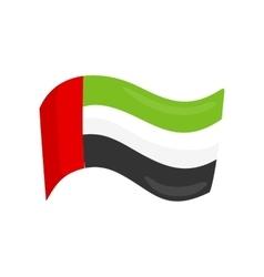 United Arab Emirates National Country Flag vector image