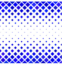 Blue square pattern background vector