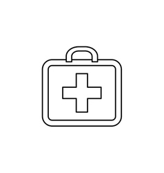 Medical healthcare symbol vector image vector image
