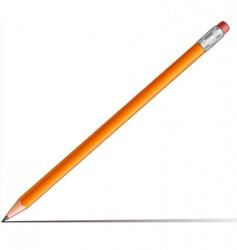 pencil illustration vector image vector image