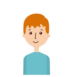 Cartoon man person vector