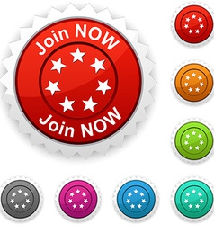 Join now award vector