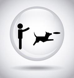 Pet concept vector