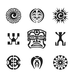 Tattoo, Hawaii, Maori, Polynesian & Tribal Vector Images (over 100)