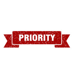 Priority vector
