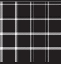 Black white fabric diagonal texture seamless vector