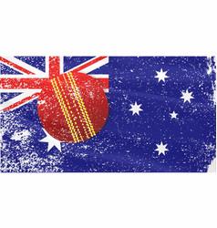 Cricket season vector