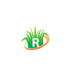 Lawn care center initial r vector