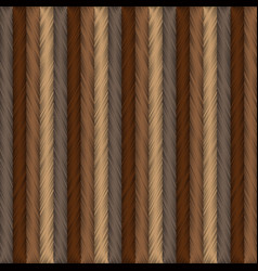 striped grunge tapestry style 3d seamless pattern vector image