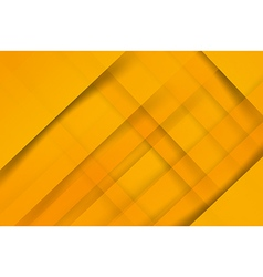Abstract background yellow layered eps 10 005 vector image