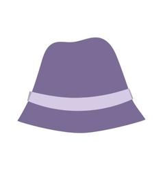 Panama hat vector image vector image