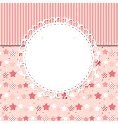 Cute Frame vector