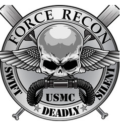 Usmc force recon vector