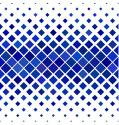 Blue diagonal square pattern background vector