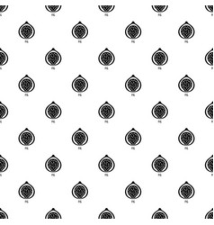 fig pattern seamless vector image