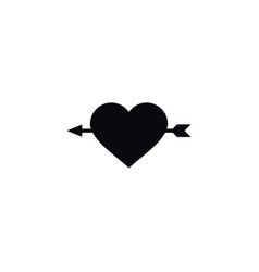 isolated amour icon arrow element can be vector image
