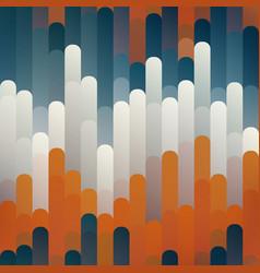 stripes pattern tech vector image