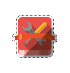 technical service online vector image