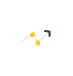 flat icon trend element of vector image