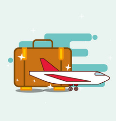 people hotel service vector image