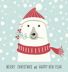 happy new year 34123 vector image