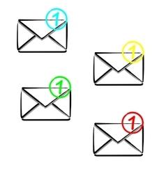 web line icon vector image