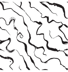 abstract watercolor random diagolan stripes vector image