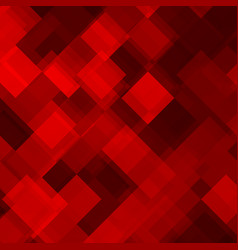 Abstract colorful background from squares vector