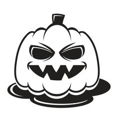 Pumpkin clipart vector image
