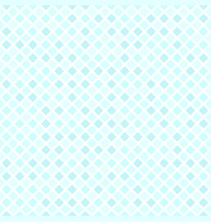 Cyan diamond pattern seamless background vector