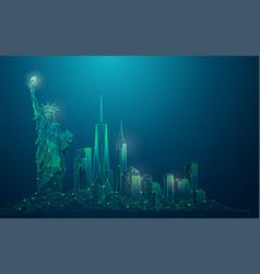 newyork2 vector image