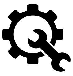Service Tools Icon vector