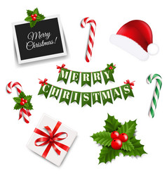Xmas collection vector