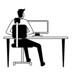 People business work vector