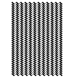 Wavey line block pattern vector