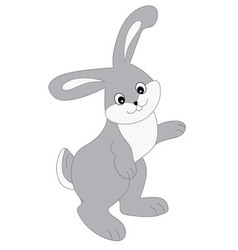 Cartoon Rabbit vector image