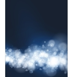 Beautiful background with many brightness vector image vector image